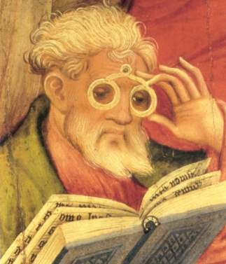 The Glasses Apostle
