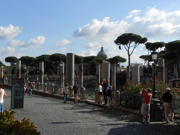 Rome yesterday